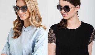 Okulary przeciwsłoneczne od Miu Miu i Dolce&Gabbana