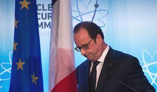 Wybory we Francji: prezydent ujawnił, na kogo zagłosuje w II turze