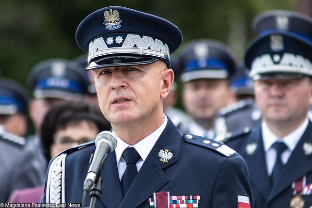 Dawid Ż. Jarosław Szymczyk (komendant główny Policji) ujawnił szczegóły poszukiwań 5-latka