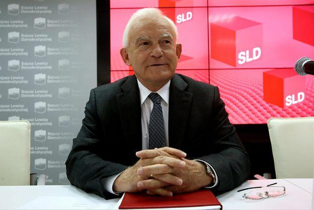 Leszek Miller: chciałbym, aby Andrzej Duda uważał, że konstytucja jest ważniejsza od ewangelii