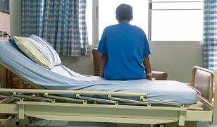 Pacjent zaatakował kolegę z sali / zdjęcie poglądowe
