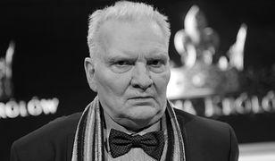 Wiesław Wójcik grał ostatnio w popularnym serialu TVP