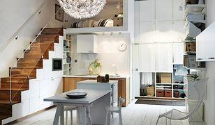 Aranżacja kuchni na każdą kieszeń. Nowe kuchnie IKEA. Zdjęcia