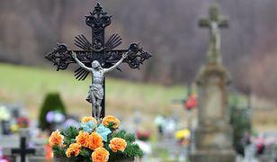 Odkrycie na cmentarzu w Lubuskiem
