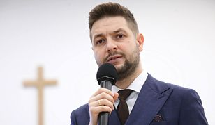 """Patryk Jaki jest przeciwny tradycji """"sądu nad Judaszem"""", do której doszło w Pruchniku"""