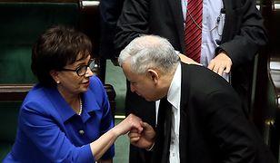 Elżbieta Witek została nowym marszałkiem Sejmu