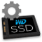 WD SSD Dashboard icon