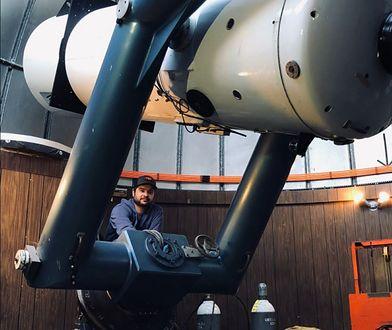 Sukces polskiego astronoma. Odkrył nową kometę