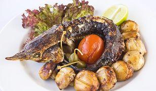 Jesiotr - zapomniana ryba