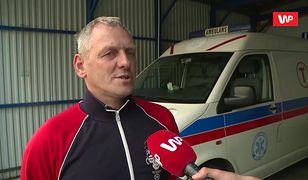"""Tragedia w Tatrach: """"zobaczyłem błysk i przewróciło mnie"""""""