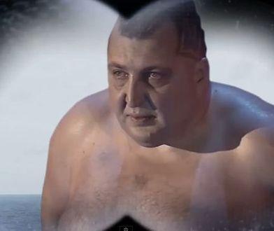"""CeZik szydzi ze skoku Adama Kraśki w """"Celebrity Splash"""""""