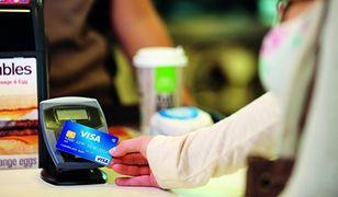 Sześciokrotny wzrost płatności zbliżeniowych Visa