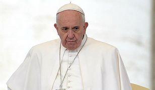 Papież Franciszek wysłał do Chile specjalnego wysłannika