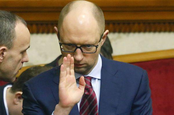 Arsenij Jaceniuk premierem nowego rządu na Ukrainie