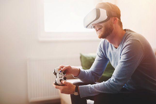 Wirtualna rzeczywistość staje się coraz bardziej popularna