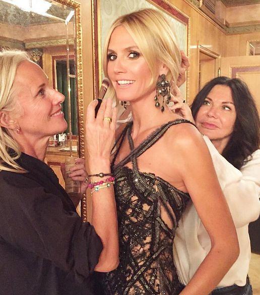 Heidi Klum w Lidlu. Sieć chce przyciągnąć kobiety do sklepów