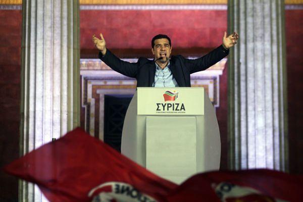 Ekspresowa koalicja rządowa w Grecji