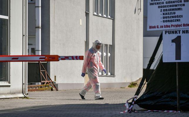 Koronawirus w Polsce. Nowe przypadki zakażeń