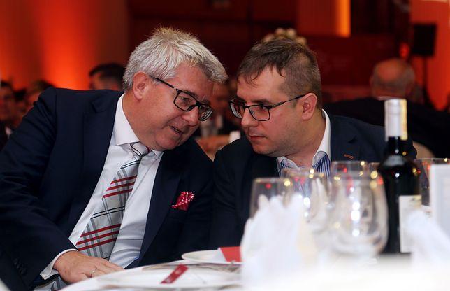 Awantura w domu posła PiS Przemysława Czarneckiego. Sprawa w prokuraturze. Mamy nowe informacje