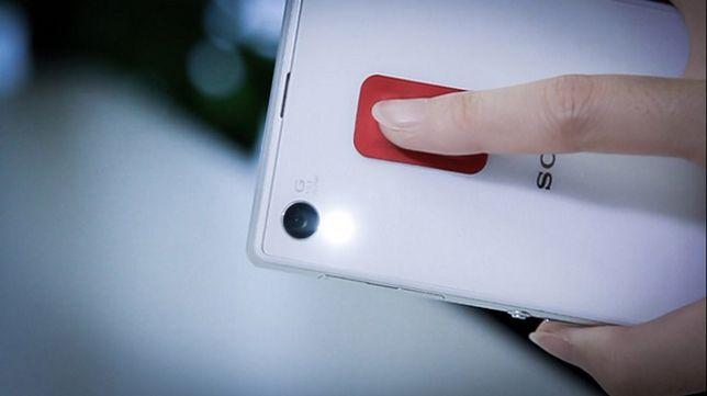 Air Button - dodatkowe przyciski na urządzeniu mobilnym
