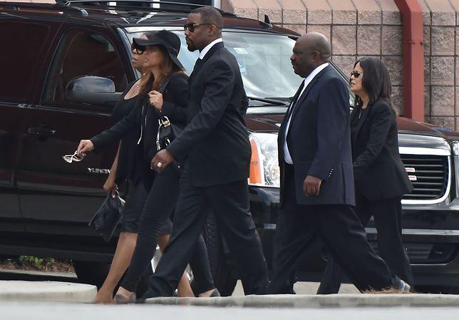 Pogrzeb Bobbi Kristiny