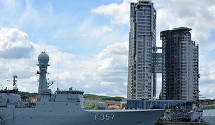 Do portu w Gdyni wpłynie kilka okrętów NATO