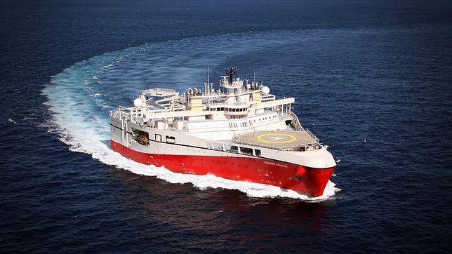 Ramform Hyperion to ostatni z czterech zamówionych statków