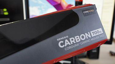 Genesis Carbon 700 [XL] - podkładka z tkaniny cordura dla wymagających graczy