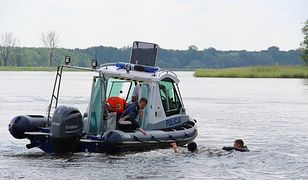 Surfer z Małopolski stracił równowagę, wpadł do wody i już nie wypłynął