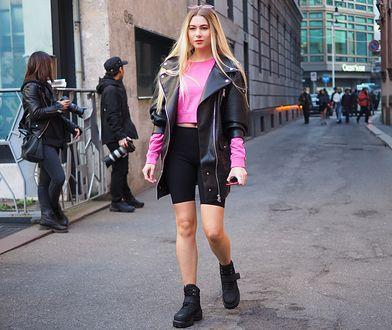 Cycling shorts – z czym je nosić, by wyglądać stylowo?