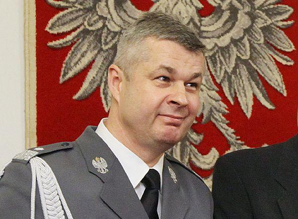 Nowy Komendant Główny Policji Marek Działoszyński