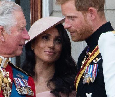 Książę Karol nie pozwoli obrażać Meghan