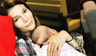 Aktorka urodziła córkę latem 2017 r.