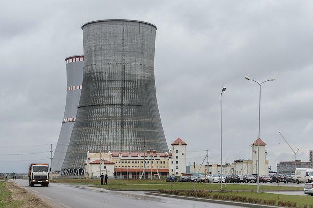 Litwa alarmuje ws. białoruskiego reaktora. Ma powody, ale Łukaszenka się tym nie przejmuje