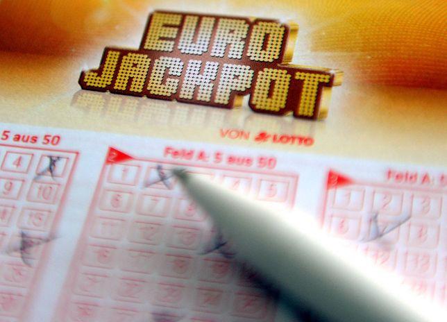 Kumulacja Eurojackpot w wysokości 390 mln zł rozbita