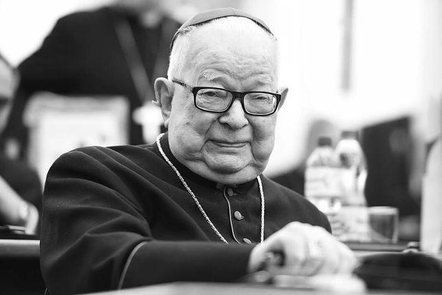 Kardynał Henryk Gulbinowicz nie żyje. Miał 97 lat