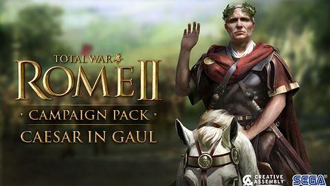 Cezar w Galii to następny dodatek do Total War: Rome 2