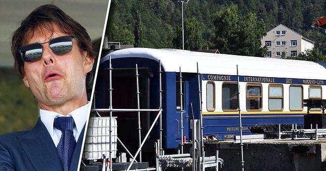 """Mamy zdjęcia pociągu, który zagra w """"Mission: Impossible 7"""""""