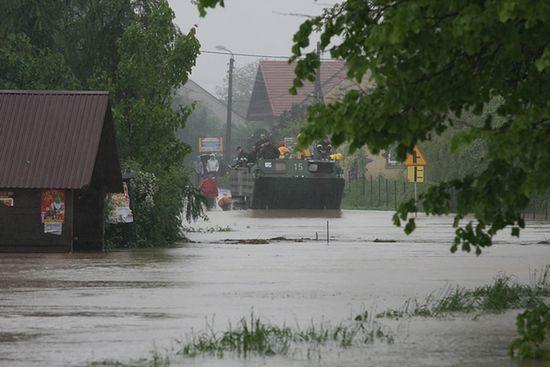 Sytuacja powodziowa w kraju