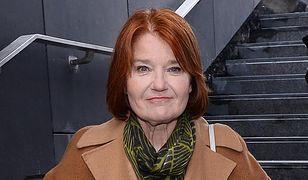 Maria Winiarska świętowała w zeszłym miesiącu swoje 68 urodziny