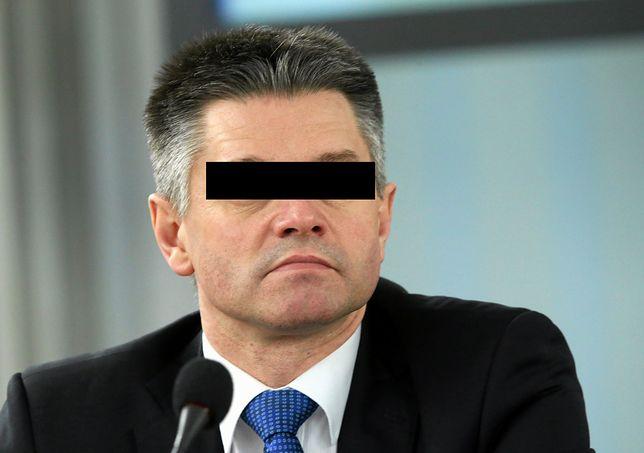 Wiceminister z rządu PO usłyszał zarzuty. Jacek K. nie przyznał się do winy