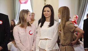 Kinga Rusin wychowuje córki na silne kobiety