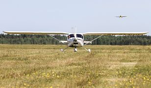 Francja. Tragiczny finał lotu szkoleniowego. 4 osoby nie żyją
