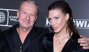 """""""Psy 3"""": Bogusław Linda na premierę przyszedł z córką. Ona też zagrała w filmie"""