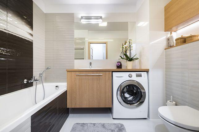 Pralka: w łazience czy w kuchni? Najlepsze modele