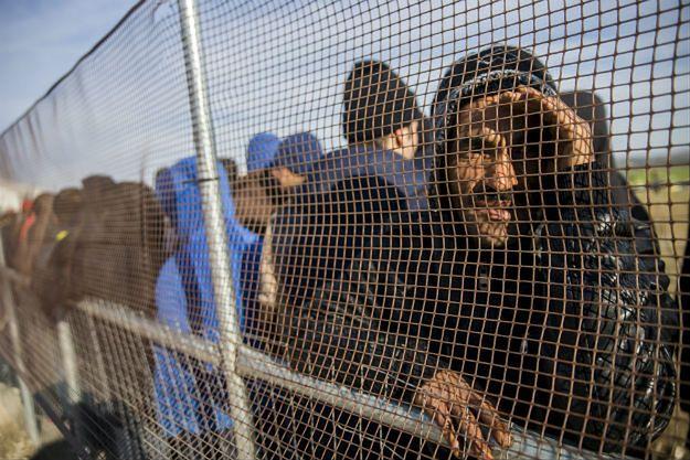 Starcia w obozie dla imigrantów we Francji