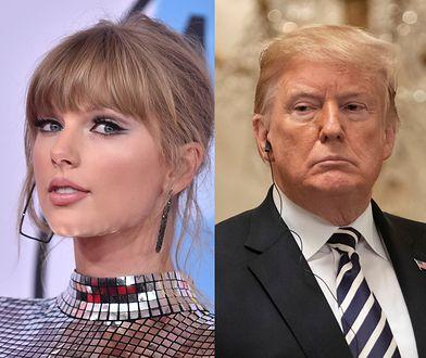 Taylor powiedziała, na kogo będzie głosować