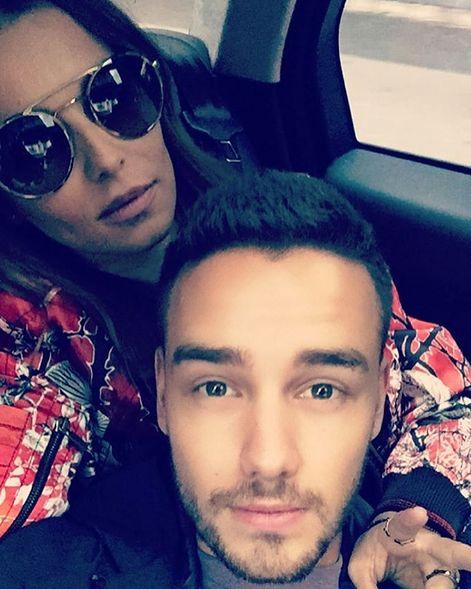 Cheryl Cole i Liam Payne