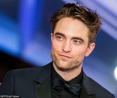 Oficjalnie: Robert Pattinson nowym Batmanem
