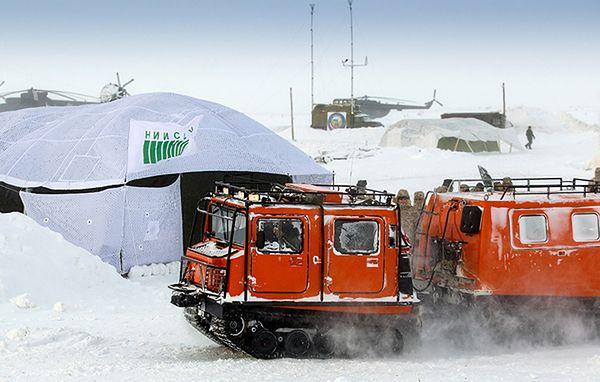 Rosja w 2015 roku wystąpi do ONZ o rozszerzenie swych granic w Arktyce